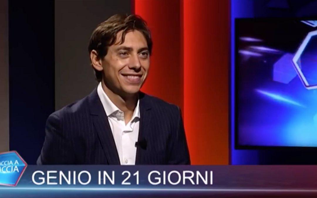 Faccia a Faccia | Intervista a Massimo De Donno